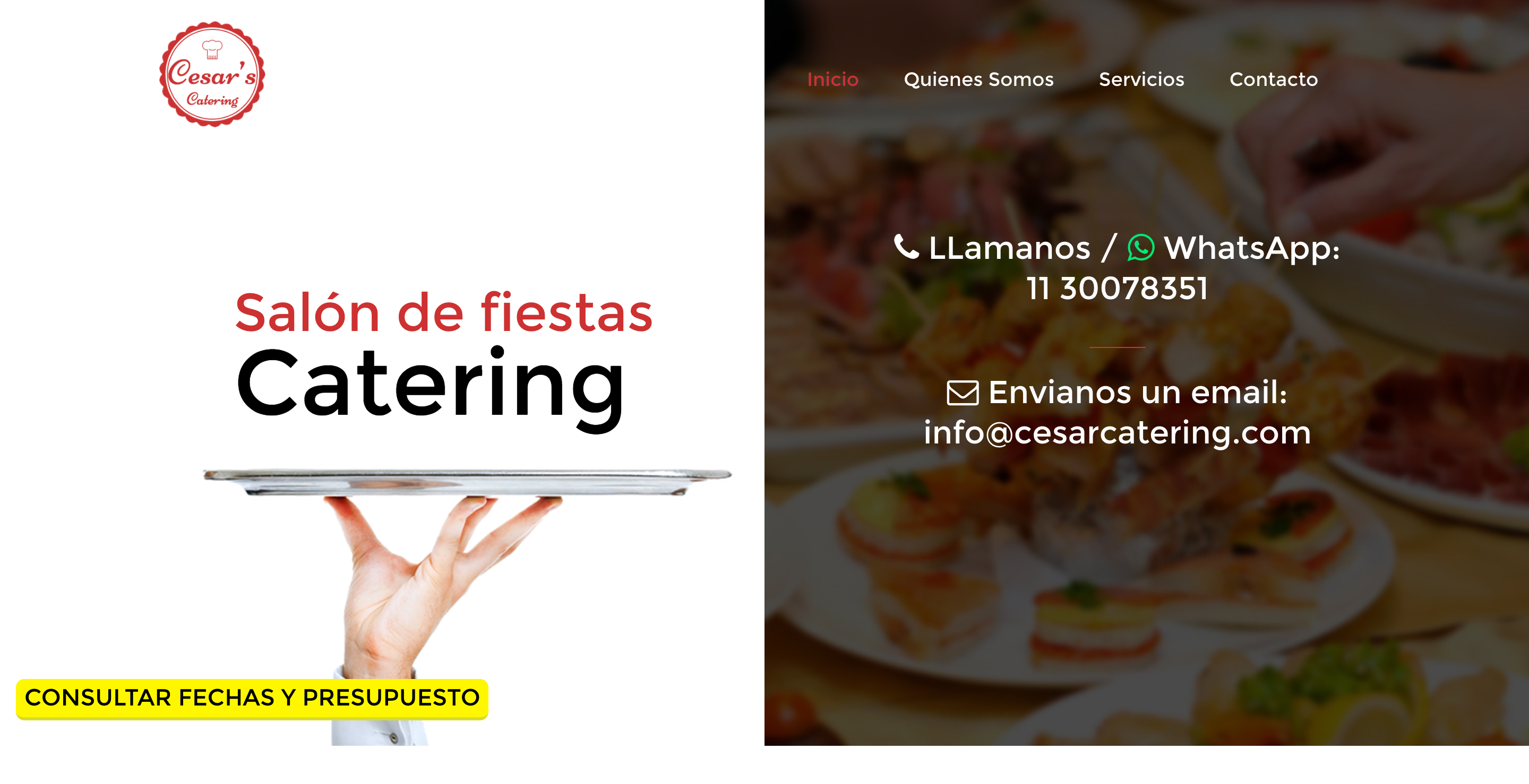 Cesar's Catering